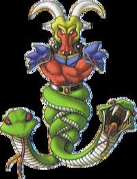 DQM2ILMMK - Serpentia