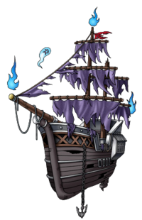 DQMTW3D - Ghost ship