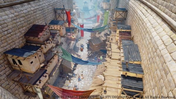 Dragon Quest XI Screenshot 3 (PS4)