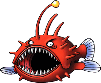 File:DQIVDS - Dangler fish.png