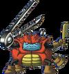 DQVII3DS - Demon barber