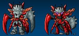Monster kera 12