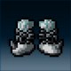 Sprite armor chain mithril feet