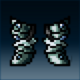 Sprite armor plate mithril feet