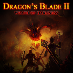 Dragon's Blade logo