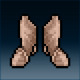 Sprite armor plate tarnished feet