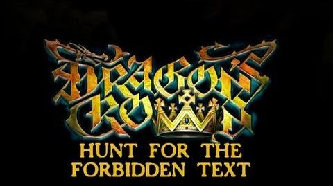 Dragon's Crown - Quest 34 Hunt for the Forbidden Text (Museum Owner Trophy Walkthrough)