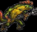 Lizardman (green)