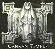 Canaan Temple logo