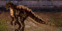 Flecked Raptor Dragon