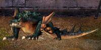 Sinister Sleekscale Dragon