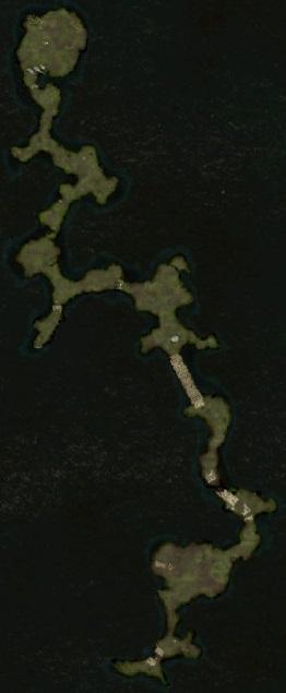 Consus Cave Map
