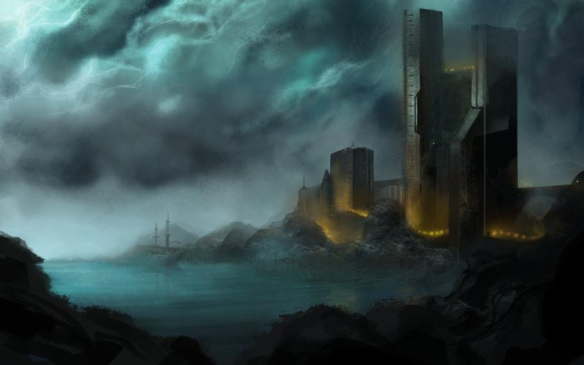 Fortress by artozi