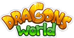Dragons world logo