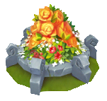 File:FlowerbedWithYellowRoses.png