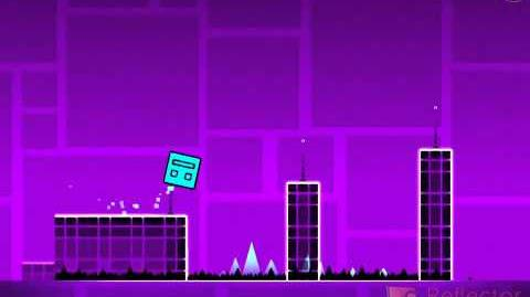 Geometry dash gameplay IMPOSSIBLE GAME