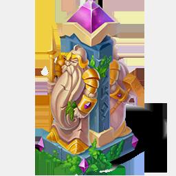 Stone ColumnDecor