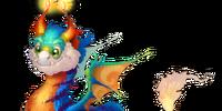 Sparkler Dragon