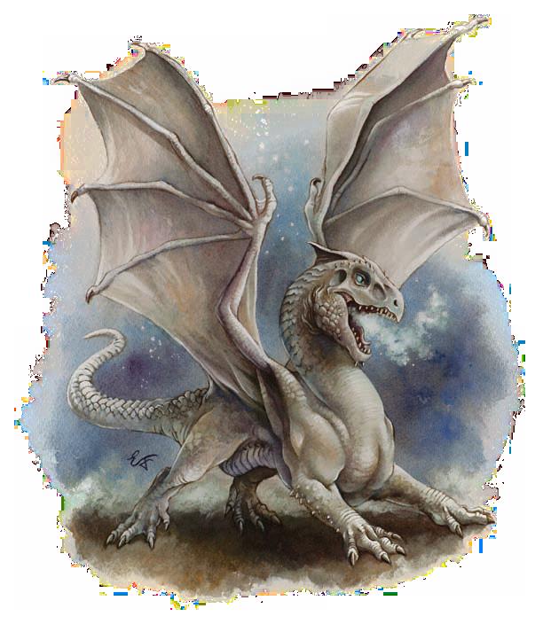 Dnd White Dragon: White Dragon (Dungeons & Dragons)