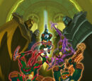 Tmnt 2003 cartoon series Dragons