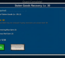 Stolen Goods Recovery 30