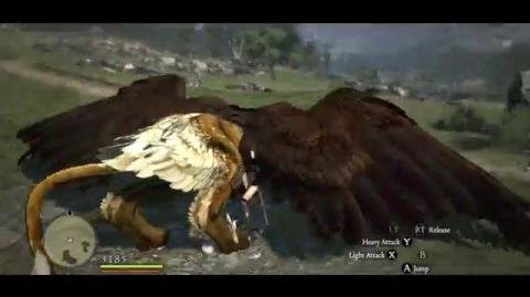 Eden's Warden vs Griffin