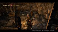 Arisen Visiting Julien in Dungeon
