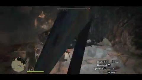 Perfect Blocking Wyrm attacks (Mystic Knight vs 1 Drake, 1 Wyvern, 1 Wyrm) (M)