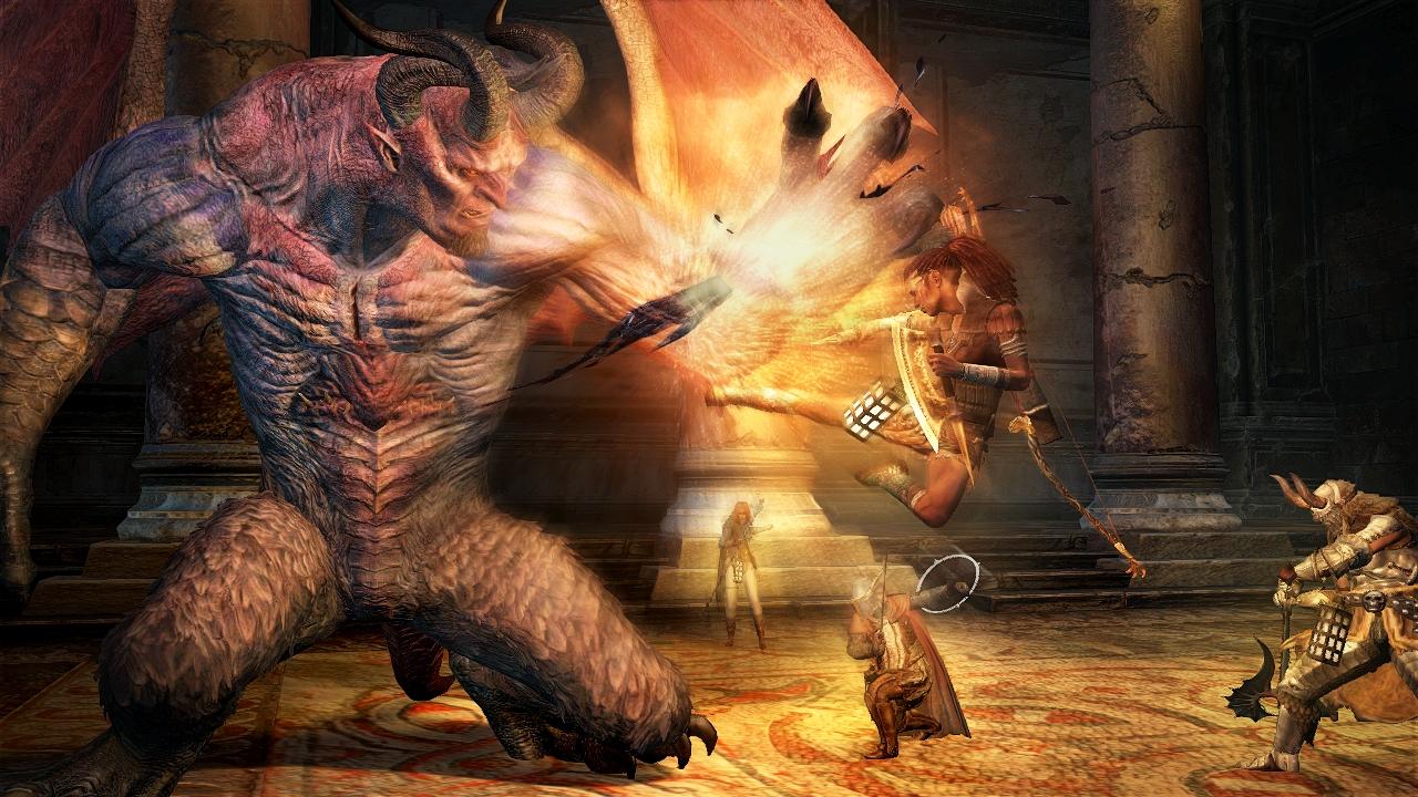 Daimon | Dragon's Dogma Wiki | FANDOM powered by Wikia