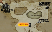 Drake Devilfire Grove Map