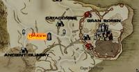 Drake Estan Plains Map