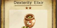 Dexterity Elixir