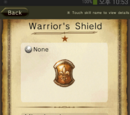 Warrior's Shield