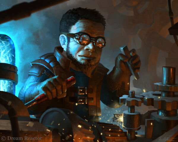 File:Gnome artificer by vablo-d5mgf7a.jpg