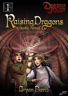 Raising-Dragons-Graphic-Novel-James-Art-Ville