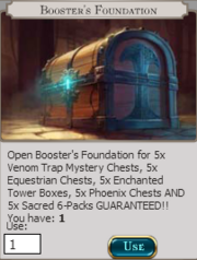 Boosters Foundation