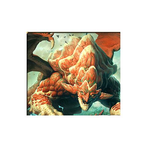 Adult Stoneshield Dragon