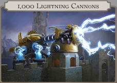 1000 Lightning Cannons icon