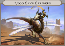 1000 Sand Striders icon