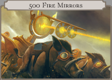 500 Fire Mirrors icon