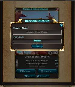 Rename dragon