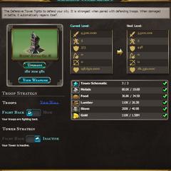 Level 6 upgrade