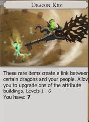 Dragon key kaiser