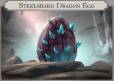 Steelshard Dragon Egg icon