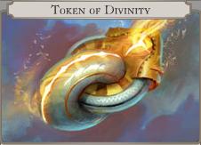 Token of divinity