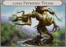 1000 Petrified Titans icon