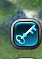 Treasure Hold Button