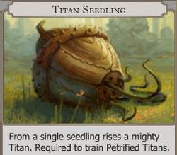 Titan Seedling