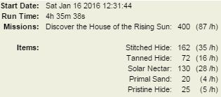 400 forge adventure rising sun