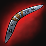 Item Vorpal Boomerang